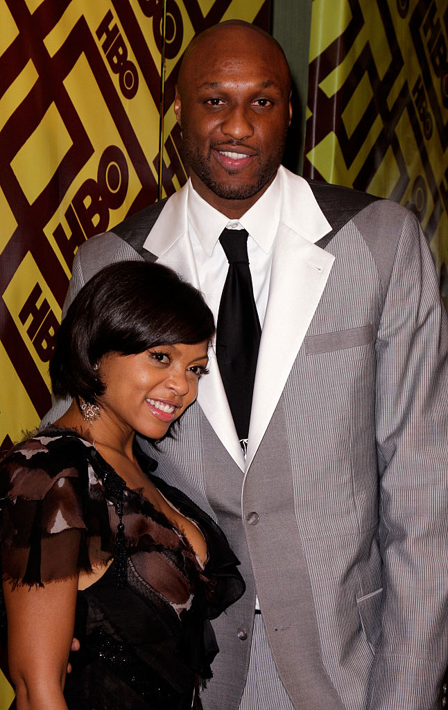 'I secretly dated Taraji P. Henson' - Lamar Odom drops new bombshell