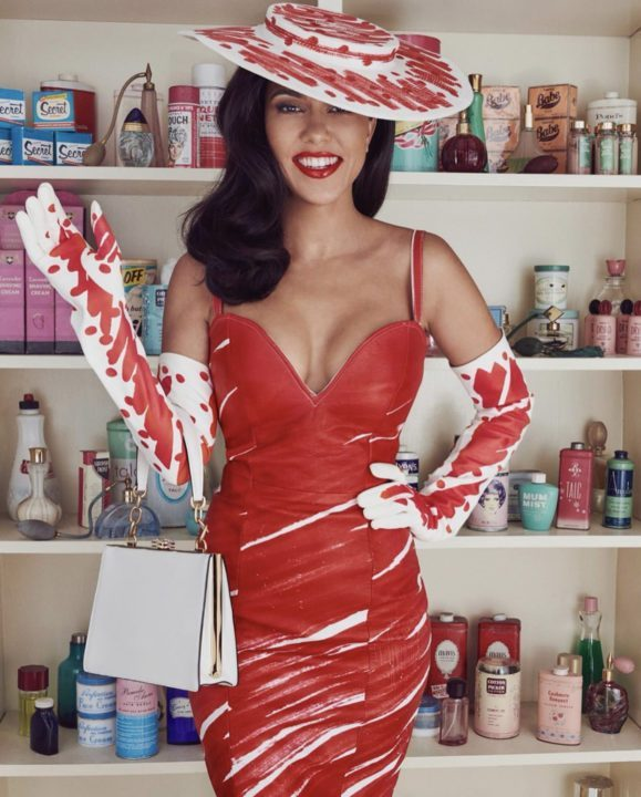 163B43BB D83F 416C 8505 202184E02BBD - [Photos]: Kourtney Kardashian stuns for Paper Magazine