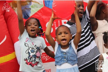 2 19 - Celebrating Our Future Super Heroes: itel Mobile Surprises Children Nationwide On Children's Day