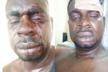 Fake Soldier Who Assaulted Baba Fryo Has Been Caught