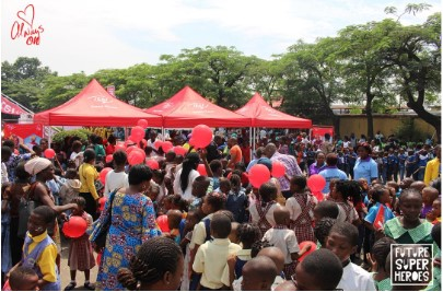 3 20 - Celebrating Our Future Super Heroes: itel Mobile Surprises Children Nationwide On Children's Day