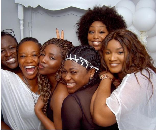 4 10 - More photos from Genevieve Nnaji's birthday party