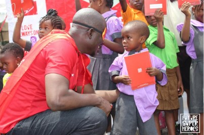 4 9 - Celebrating Our Future Super Heroes: itel Mobile Surprises Children Nationwide On Children's Day