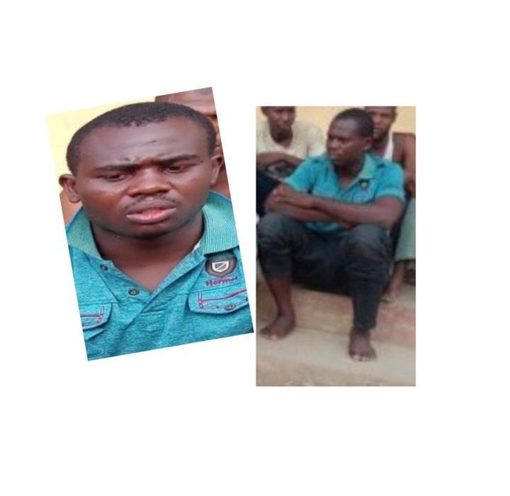 Nigerian soldier rapes young girl in the presence of her parents