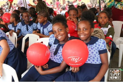 5 15 - Celebrating Our Future Super Heroes: itel Mobile Surprises Children Nationwide On Children's Day