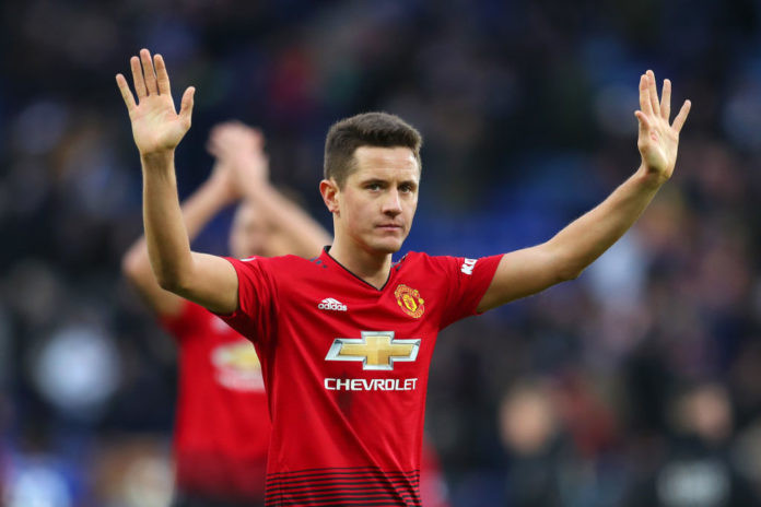 Ander Herrera confirms his exit from Manchester United set to join PSG