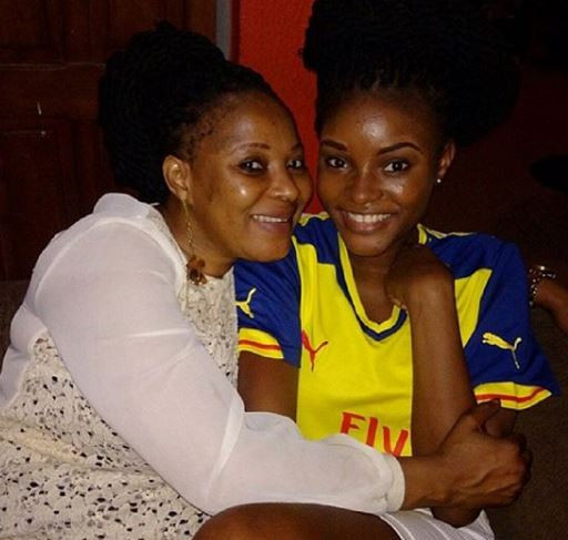 5cdee467a47b7 - Moji Olaiya's daughter pays emotional tribute to her two years after her passing