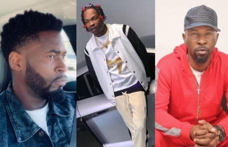 5ce2953bc1b3b - Tiwa Savage's ex-husband Tee Billz sympathies with Naira Marley, slams Ruggedman