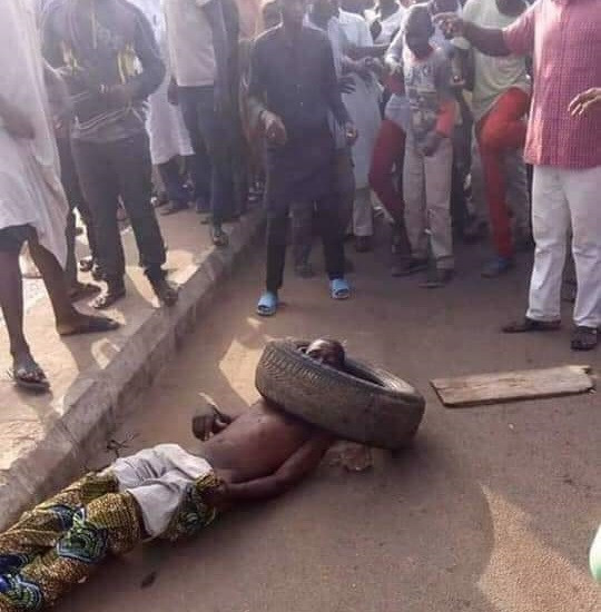 'Man lynched for kidnapping by mob in Kaduna, was just a bus driver' - Police