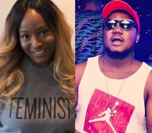5ce6e3009808f - CDQ calls DJ Cuppy out over her speech on the main issues affecting Nigeria