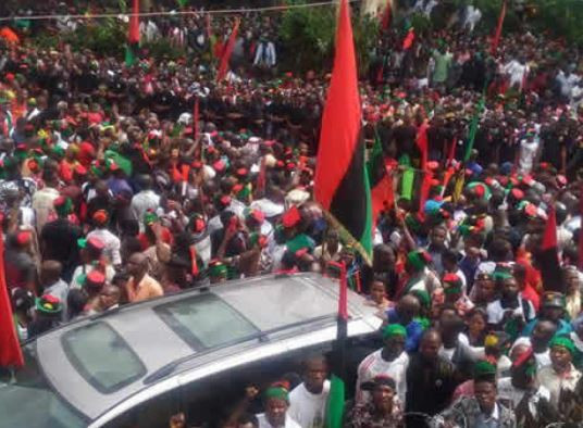 5cea44b906b5b - 'Get read to face the consequences of your action' – DSS tells IPOB