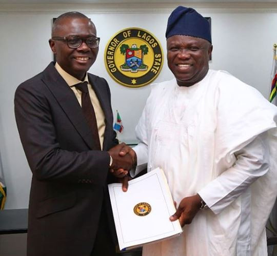 5ced3e5722b5b 3 - Full text of Ambode's farewell speech as he hands over to new governor Babajide Sanwo-Olu