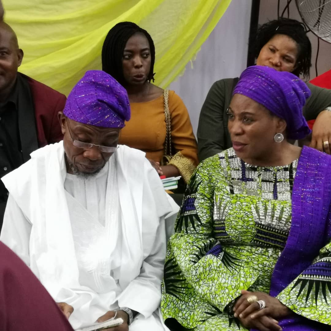 5dc965ca 6c6a 4934 a45c 36c55e94c0b7 5 - [Photos]: Oni Of Ife, Adegboyegha Oyetola, others storm the 62nd birthday event of Rauf Aregbesola
