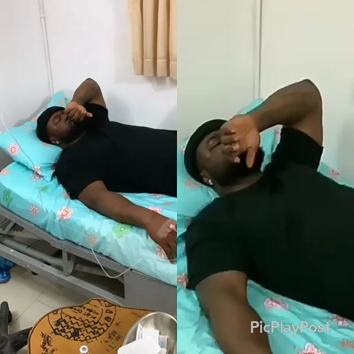 60681144 107989363781164 4091560805081285608 n 1 - Harrysong Rushed To The Hospital For Food Poisoning