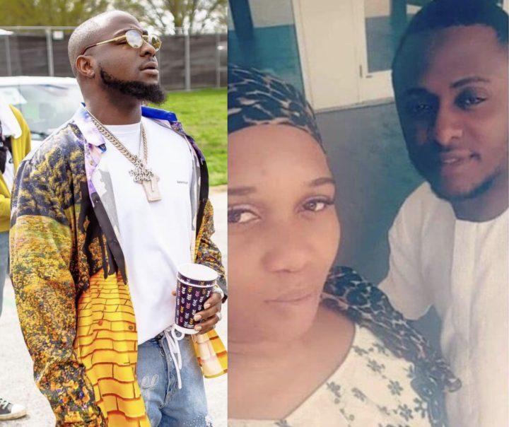 Lol! See how Davido reacted to the news of Ubi Franklin expecting his 4th child from a 4th baby mama