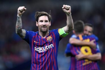 Lionel Messi Equals 66-Years La Liga Record