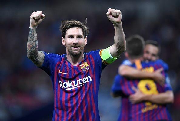 0d9361dfbc3 Lionel Messi Equals 66-Years La Liga Record - Information Nigeria