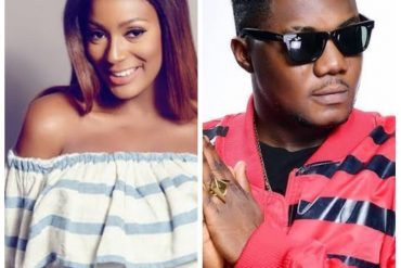 DJ Cuppy Gets Enlightened By CDQ After Her Speech In Germany