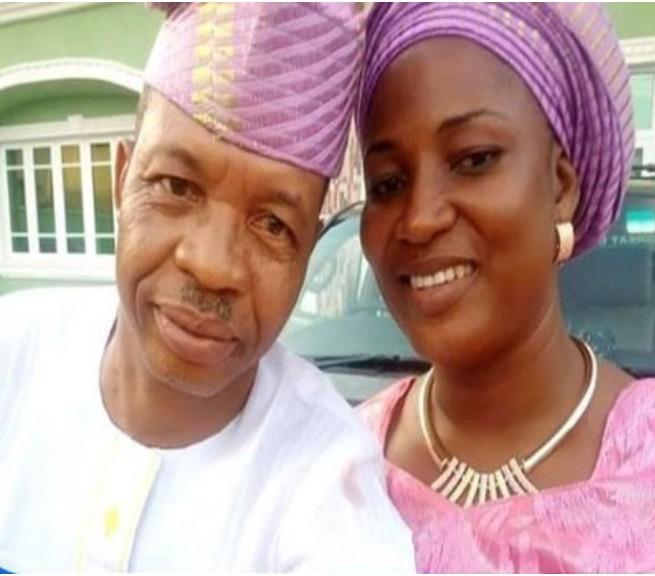 Nollywood Actor, Saka Celebrates Wedding Anniversary, Shares His Only Regret
