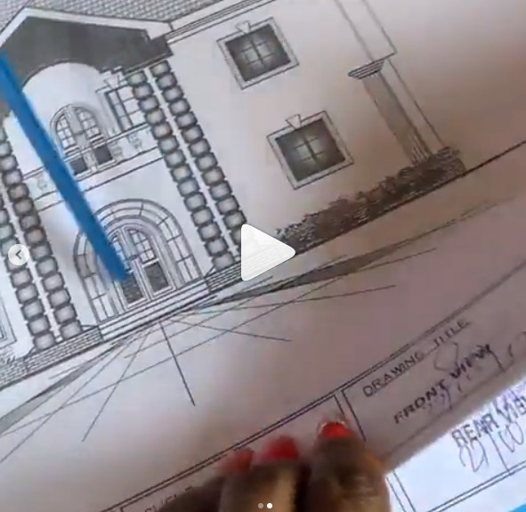 9485088 okoro3 jpeg4e9542aa8b02980b0cf754d1b2a51e64 2 - Blogger, Blessing Okoro Defends Her Acquisition Of New House