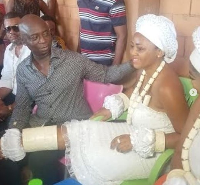 9485872 1 jpeg83b5009e040969ee7b60362ad7426573 5 - [Photos] Finally!!! Regina Daniels Weds Ned Nwoko