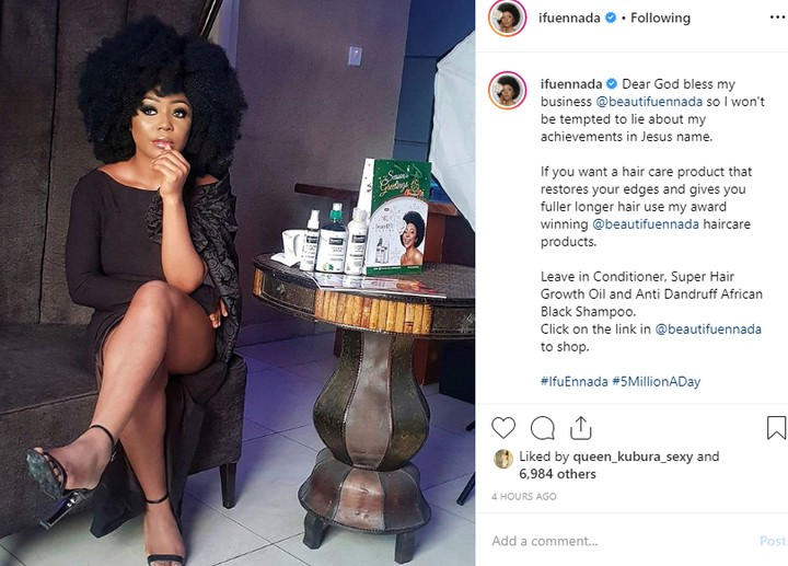 Ifu Ennada Shades Blessing Okoro Over False Claims
