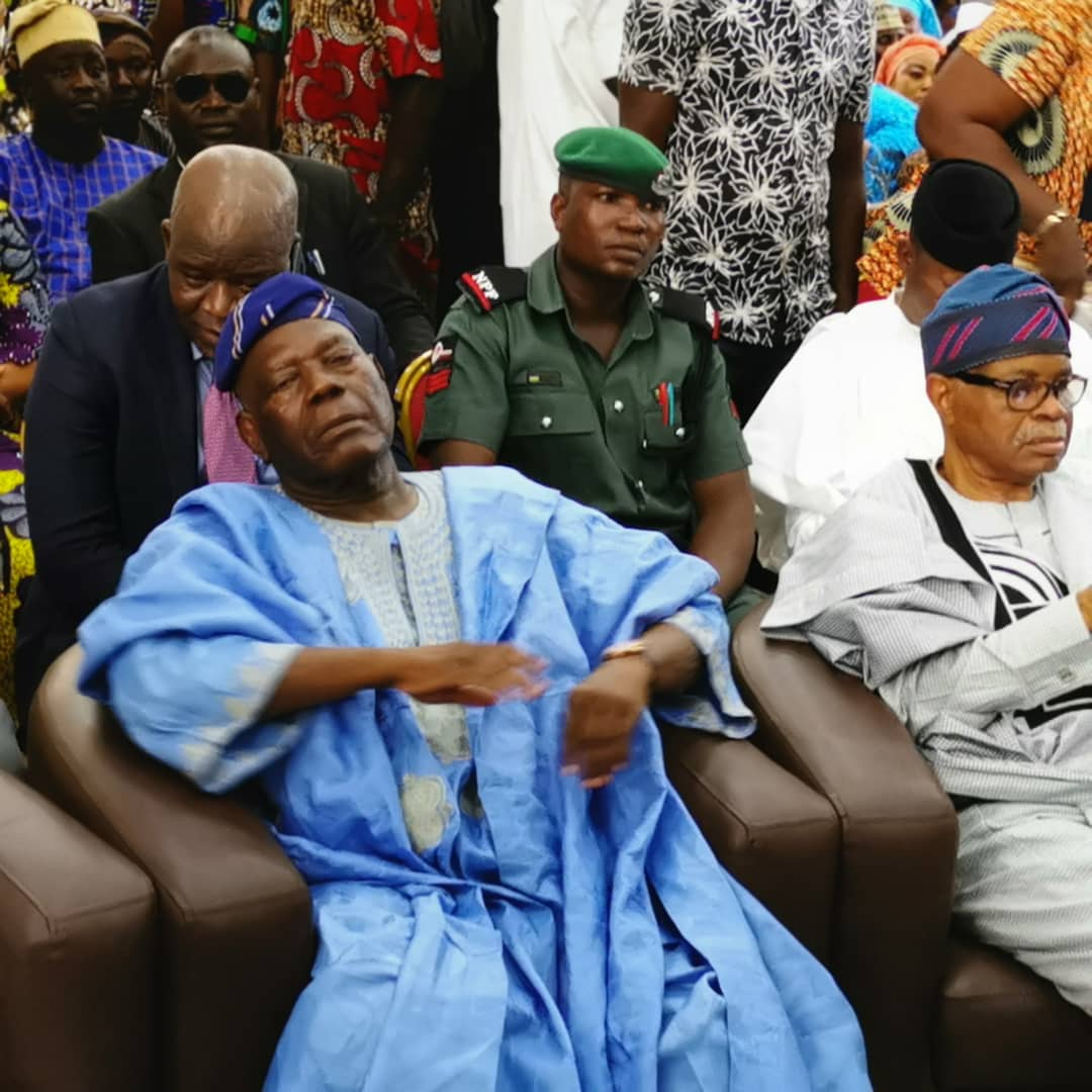 952a6867 6583 4d2f 8892 38a8f09867e5 2 - [Photos]: Oni Of Ife, Adegboyegha Oyetola, others storm the 62nd birthday event of Rauf Aregbesola