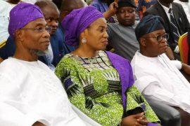 [Photos]: Oni Of Ife, Adegboyegha, Oyetola, others storm the 62nd birthday event of Rauf Aregbesola
