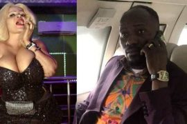 'Pay me off you fool with mini manhood' - Cossy Ojiakor comes for Apostle Suleman