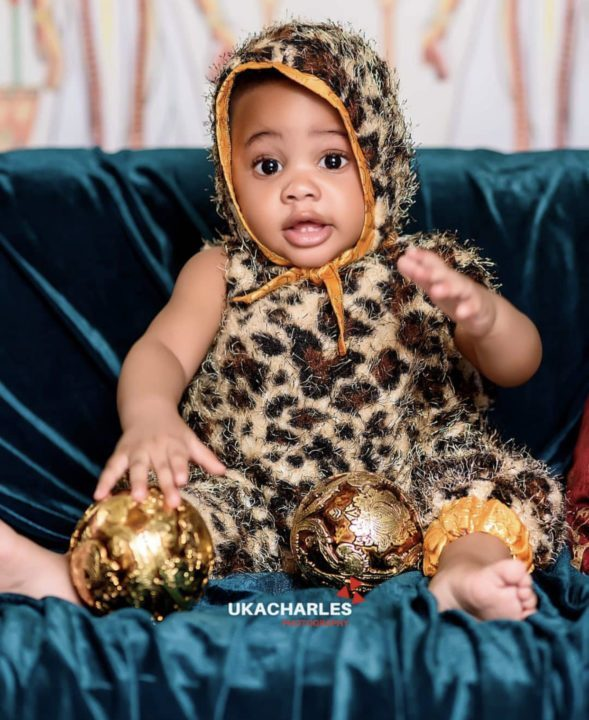 9D7E36D7 4387 4DA7 8375 11ACA29BCD5C - [Photos]: Fani Kayode's wife shares Egyptian themed photos from her birthday shoot