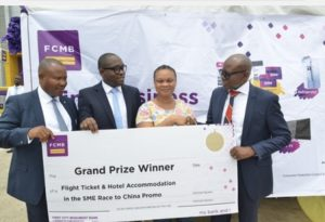 """A12AD2E5 F027 4E85 856F 8C632343260E 300x205 - FCMB Empowers More SME Customers in Season 2 of """"Race to China Promo''"""