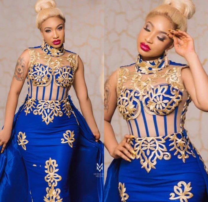 'I plan on having more plastic surgeries' - Tonto Dikeh