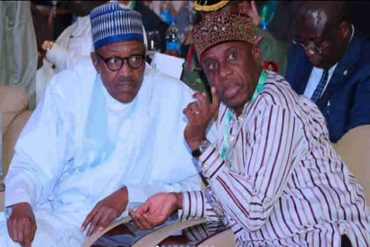 """thank you for not converting me to Islam"" – Amaechi To Buhari"