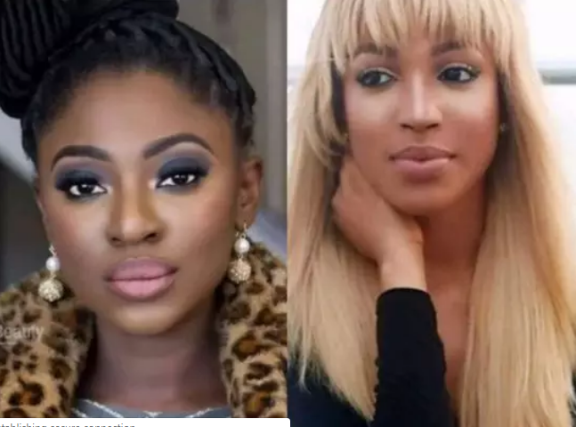 'I do not know who you are' - Yvonne Jegede fires back at Dabota Lawson