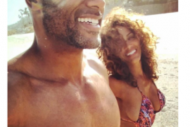 Boris Kodjoe gushes over his wife as they celebrate their 14th wedding anniversary
