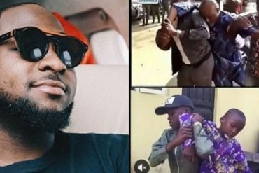 Nigerians Hails Davido For Unfollowing Ikorodu Boiz On His Social Media Account