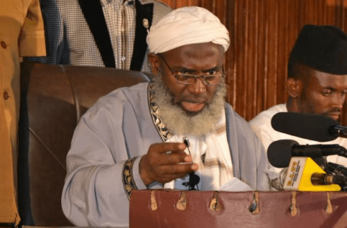 'Politicians are not different from prostitutes' - Sheikh Gumi