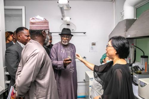 Gov. Akeredolu, NDLEA Boss, travel to Thailand to learn how to grow cannabis