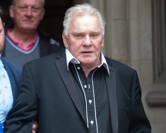 Comedy icon Freddie Starr found dead on his apartment floor