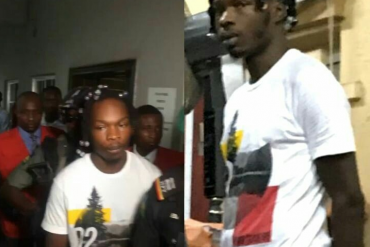 BREAKING: [Video]: Naira Marley released on bail!