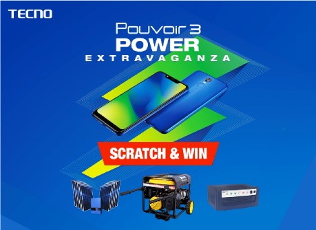 Screenshot 2 2 - Buy TECNO Pouvoir 3 and Win Solar Power Inverter, Generating Sets and Other Valuable items