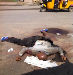 Screenshot 26 292x300 - [Graphic Photo]: Man Found Murdered With His Private Part Cut Off In Abia State