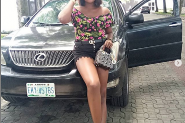 """Do Not Marry A Poor Man"" – Nollywood Actress, Lizzy Gold Onuwaje Advises"