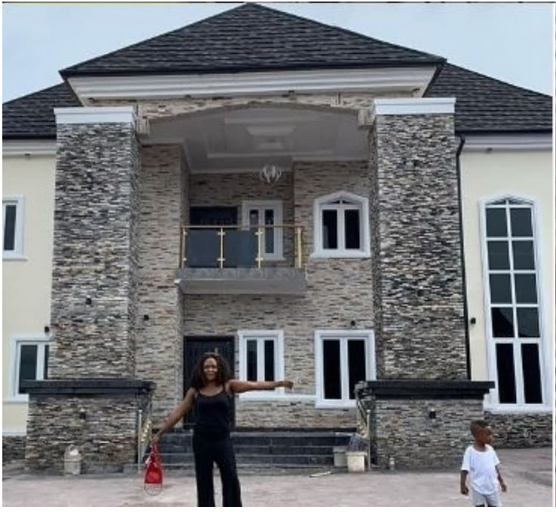 Screenshot 58 - Instagram Blogger, Okoro Blessing Admits she lied about The House She Posted On Instagram As Her Own