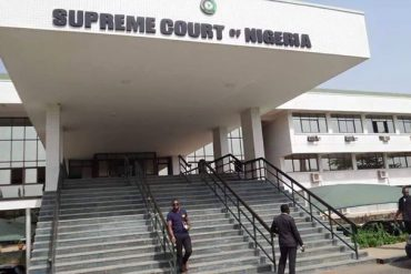 BREAKING! Supreme Court declares PDP winner of Zamfara Governorshi Election