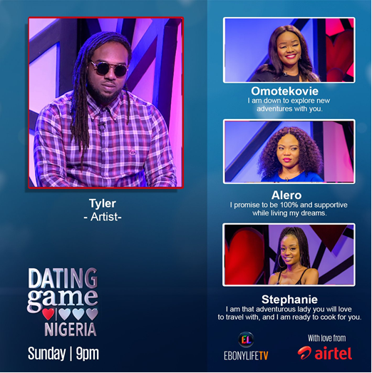 Nigeria dating programmer Hvordan online dating profil