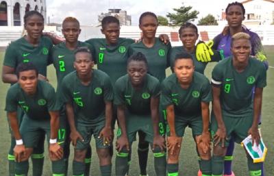 Super Falcons demolish Niger Republic 15-0