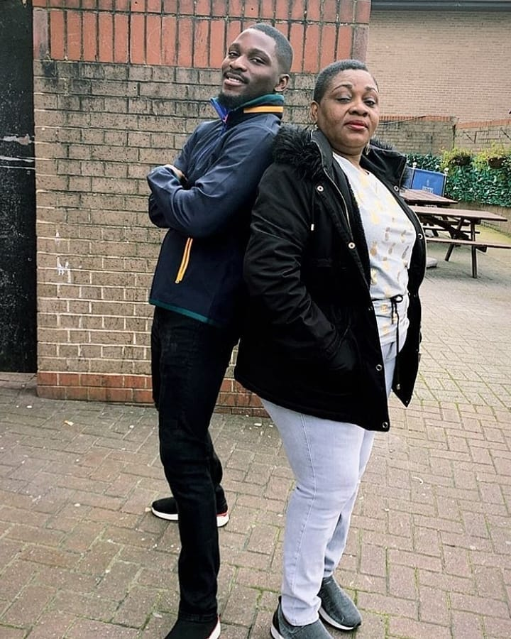 'You will hurt yourself if you are policing your husband, stop!'- Tobi Bakre's mum