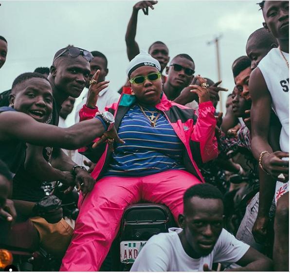 Vogue Magazine celebrates Nigerian singer Teni Entertainer