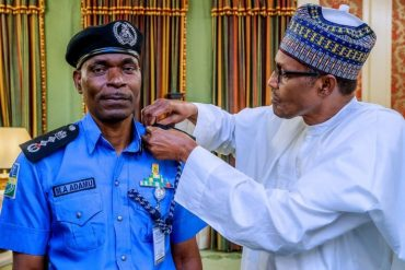 """the president and APC promised world wonders 2015 and never kept any"" – Nigerians React After Newly Confirmed IGP Promised To Make Nigeria A Crime Free Country"